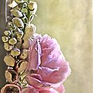 &quot;Foxgloves &amp; Roses ...&quot; by Rosehaven