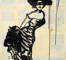 masquerade by Loui  Jover
