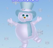 A Snowmans Christmas by LoneAngel