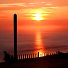 Caister Sunrise by Norfolkimages