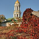 Kiev-Pechersk Lavra by Maryna Gumenyuk