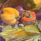 Autumn Bounty by bluerabbit