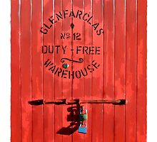 Glenfarclas Bonded Warehouse by Ian Gray