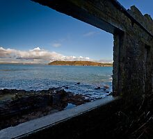 Cork Harbour From Church Bay  by rorycobbe