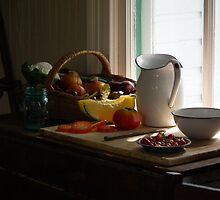 Old Still Life by Patricia Bier