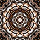 Blossom Of Copper Pearl Tones by xzendor7