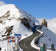 Snowtime in Austria by Sue Leonard