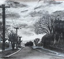 Dannock Street by Joan Wild