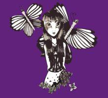 Butterflies in My Shirt by Katz Karma
