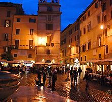 Piazza Navona by Renee Hubbard Fine Art Photography