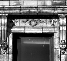 Architrave, Central West End, St. Louis, Missouri by Crystal Clyburn