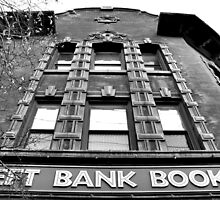 Left Bank Books, Central West End, St. Louis, Missouri by Crystal Clyburn
