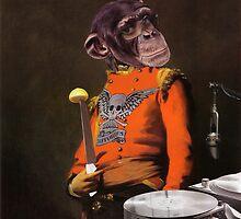 """Chimp lemon juice in your Remix......."" by atomikboy"