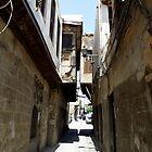 Medieval Street by HELUA