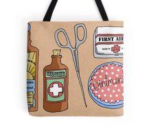 Medical Items Tote Bag