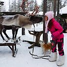"""I kissed a reindeer... by KanaShow"