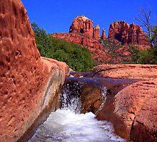 Raging Waters by Naturespeaks