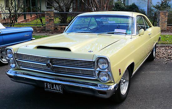 1966 Ford Fairlane GTA Big Block by elsha