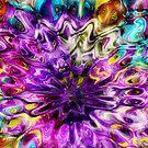 Splash Of Color by Linda Miller Gesualdo