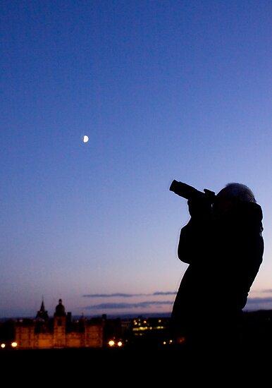 Shoot The Moon by Lynne Morris