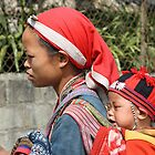 Mother and Child - Vietnam by lynnehayes
