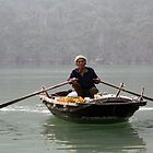 Boatman-Vietnam by lynnehayes