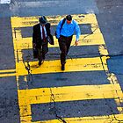 San Francisco crosswalk by kieranmurphy