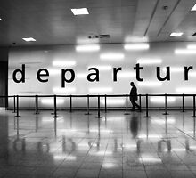 Departure by liamcarroll