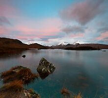 Dawn At The Lochan by PaulBarr