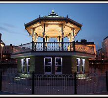 Brighton Birdcage Bandstand by mr-scruffles