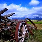 Old Country Wheel by MoreThanRed