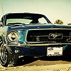 1967 Mustang by Jonicool