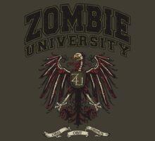 Zombie University: Phoenix by ZugArt