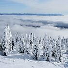 Above the Clouds by Justin Atkins