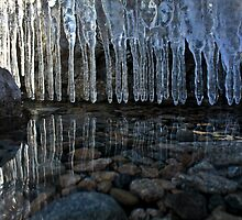 Ice Cave by Justin Atkins