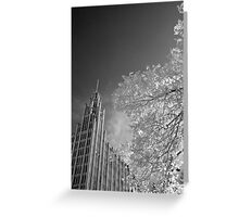 The Manchester Unity Building Greeting Card