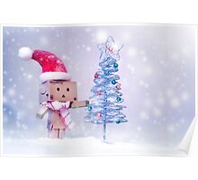 Danbo's First Christmas! Poster
