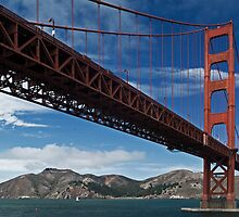 Golden Gate by Hicksy
