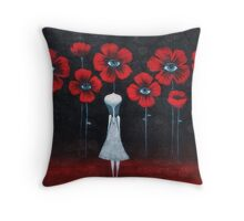 Look and....see Throw Pillow