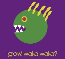 Growl Waka Waka? by ogrr