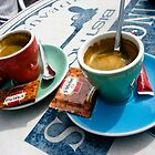 Espresso, or Expresso in France by keyconcept