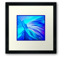 CATCH A FALLING STAR/ SEARCHING FOR HEAVEN Framed Print