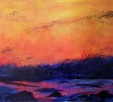 Miramichi Bay by Jeanwatson