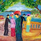 Promenade  by Mary Sedici