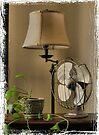Granny's Fancy Electric Fan by © Bob Hall