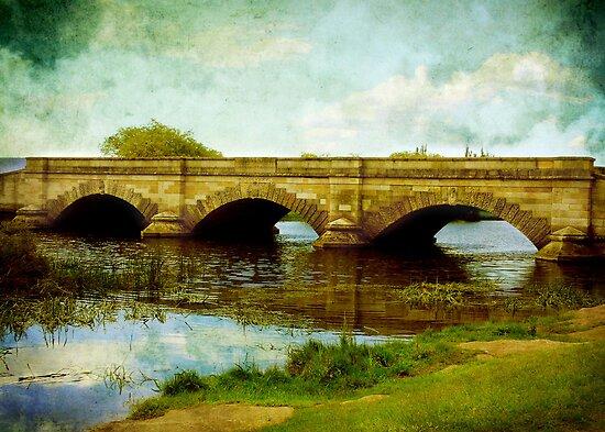Old Bridge... by Carol Knudsen