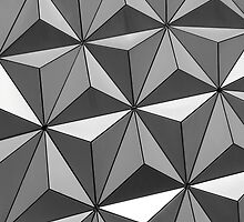 Spaceship Earth by jerryannjinnett