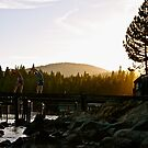 Lake Tahoe - Half Moon by Sam Maule