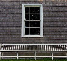 New England Deacon's Bench by phil decocco