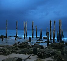 Pt Willunga, South Australia by Bradd Munn